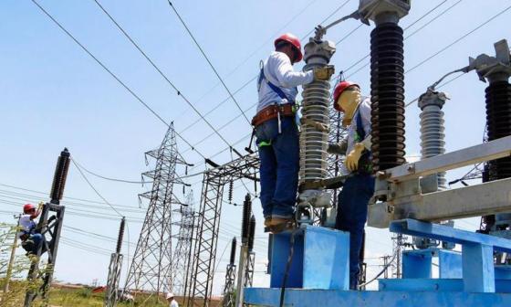 Mejoras eléctricas este miércoles en el sur de Barranquilla