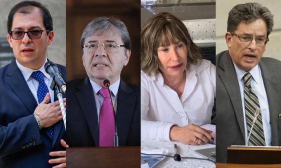 JEP cita a audiencia a tres ministros y al fiscal por asesinatos de ex-Farc