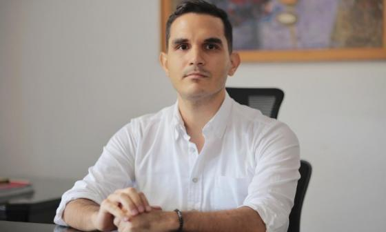 El ingeniero civil Luis Villadiego asume como secretario de Infraestructura de Cartagena.