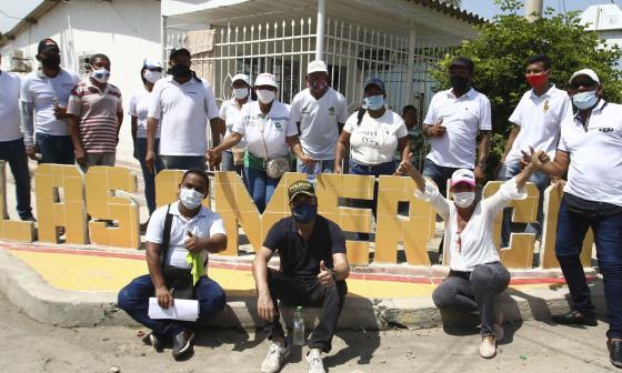 Alcalde Pumarejo sella cuatro compromisos con la comunidad de Las Américas