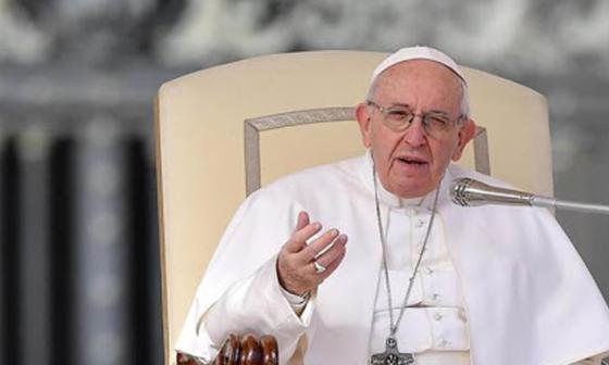 El documental del papa 'Francesco' será galardonado hoy, en los Jardines del Vaticano, con el Premio Kinéo.
