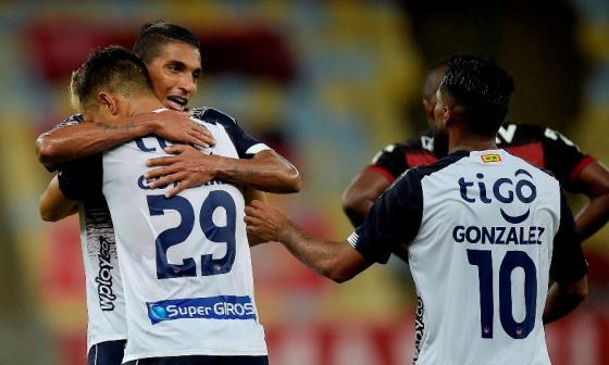Junior clasificó a la Copa Sudamericana como uno de los terceros de la fase de grupos de la Copa Libertadores.