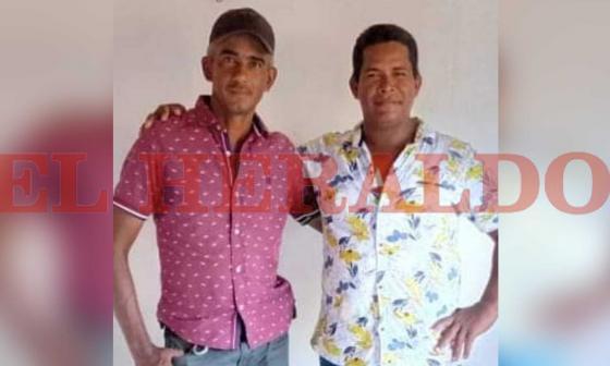 Lacides Cochero Alba y Darwin Rafael De Hoyos Madera