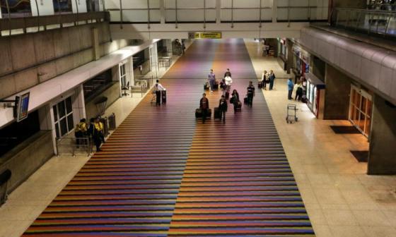 Venezuela permite vuelos a 4 países tras casi 8 meses sin tráfico comercial