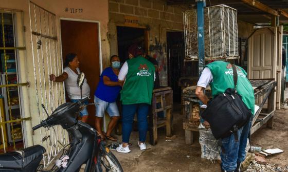 Niños intoxicados en Malambo están bajo observación médica