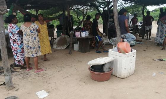 Denuncian violación de derechos humanos en desalojo a comunidad wayuu