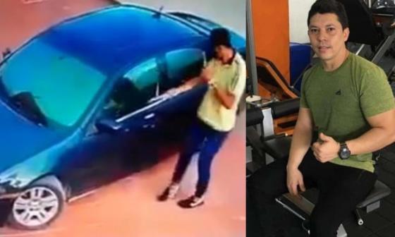 En Maicao, hombre fue asesinado dentro de su carro y delante de los hijos