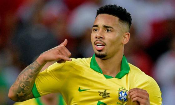 """""""La selección ya mostró que puede vencer sin Neymar"""": Gabriel Jesús"""