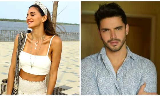 Valerie Domínguez y Sebastián Carvajal presentarán Miss Universe Colombia