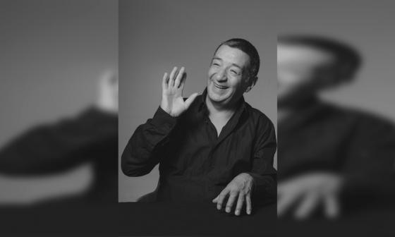 Alfonso Ortiz: un actor que siempre derrochó alegría