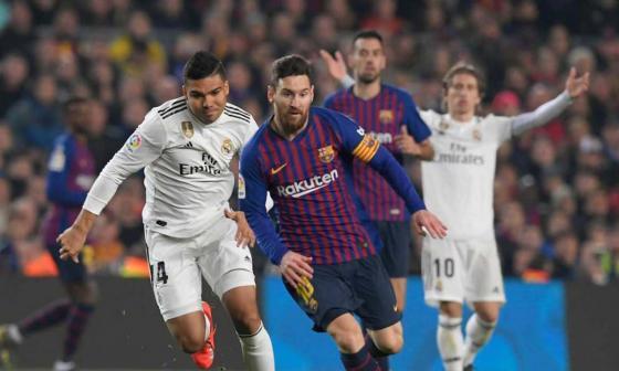Real Madrid y Barcelona, los equipos más consistentes, según las matemáticas
