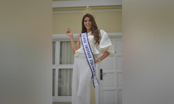 """""""Hay que aprovechar las segundas oportunidades"""": Miss Universe Colombia"""
