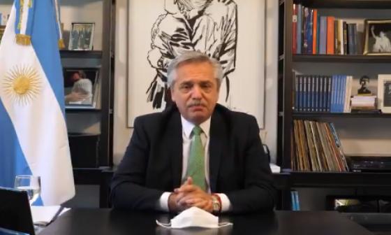 Presidente argentino anuncia nuevo proyecto de ley para legalizar el aborto