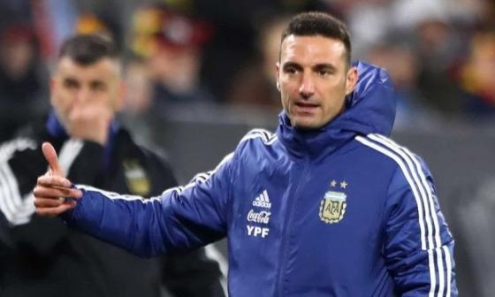 """Somos un rival difícil"": Scaloni"