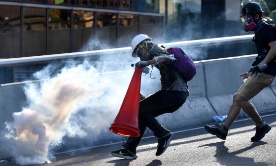 No se ha avalado el gas lacrimógeno, aclara magistrada