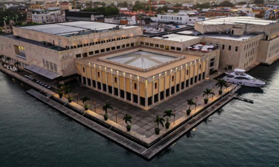 Cartagena autoriza piloto para turismo de eventos y ferias empresariales
