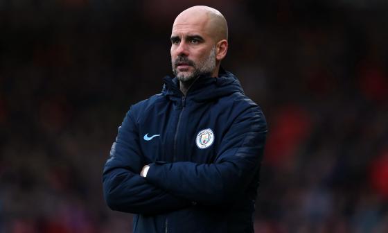 Guardiola renueva dos años más con el Manchester City