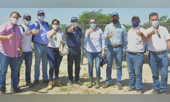 Anuncian la reactivación del proyecto multipropósito del río Ranchería
