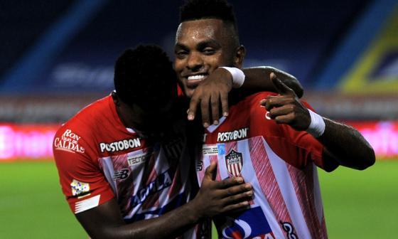 Miguel Borja, un gol cada 105 minutos
