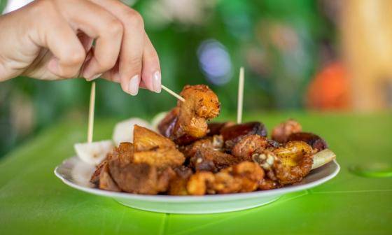 En video | Con el Festival del Chicharrón se reactiva la ruta gastronómica
