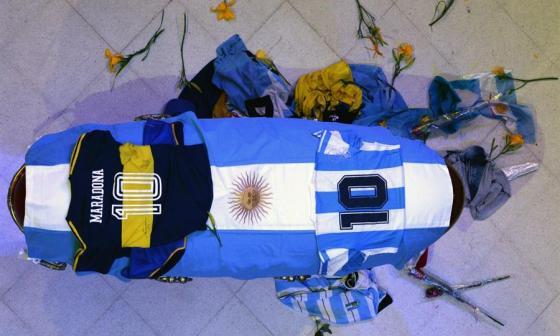 Maradona será enterrado este jueves en la provincia de Buenos Aires