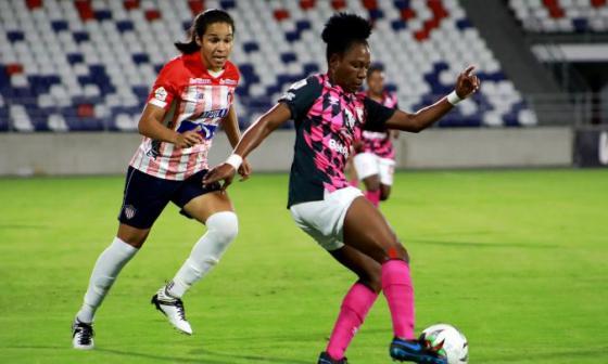 El partido de vuelta se disputará mañana en el estadio El Campín a las 2 de la tarde.