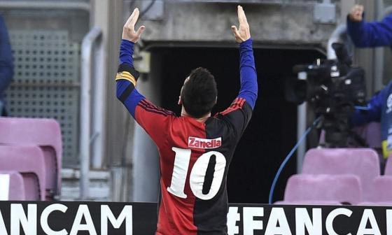 Barcelona 4, Osasuna 0: en memoria de Diego