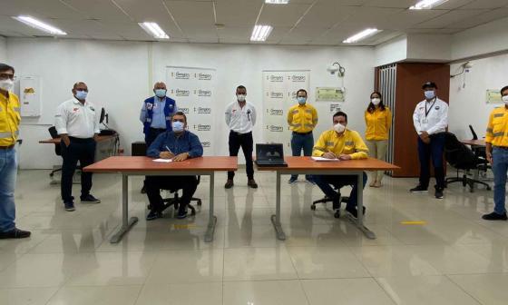 Este martes se reinician operaciones en el Cerrejón tras fin de la huelga