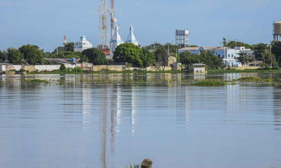 Alerta en 26 municipios de la Costa por aumento de niveles del río Magdalena