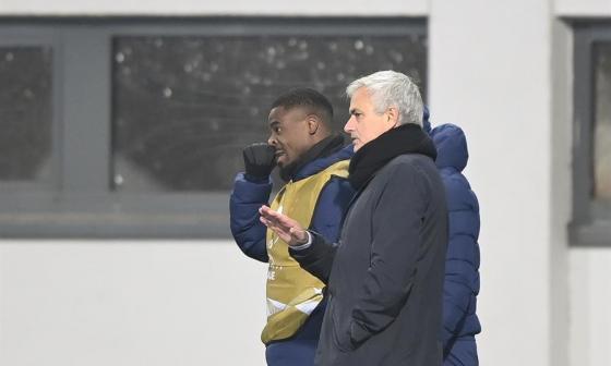 """Mourinho acusa a sus jugadores de """"falta de motivación"""""""