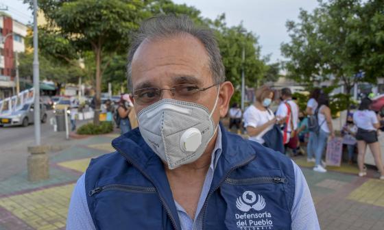 Carlos Julio Manzano Ocampo.