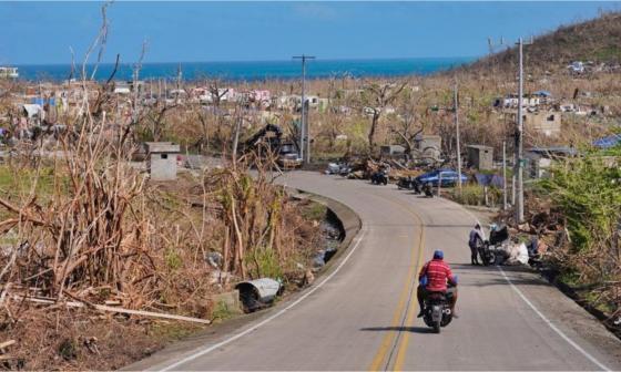 La sombra del huracán Iota aún azota a Providencia