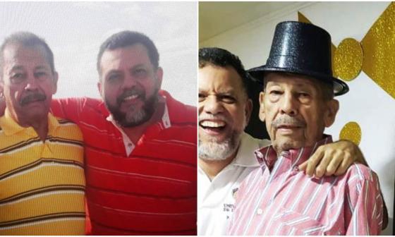 Fallece el padre de Alberto Linero tras una semana en UCI