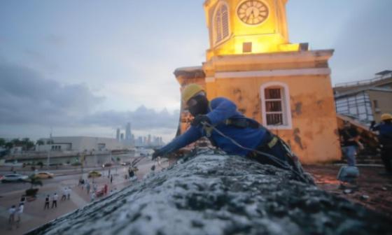Cartagena activa línea para denunciar a quienes manipulen pólvora