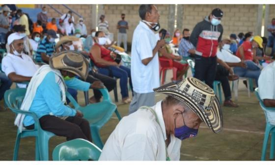 El reclamo de tierras en Sucre, entre las amenazas y el estigma