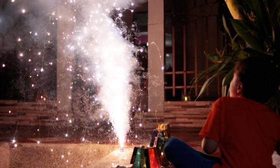Sube a 75 el número de quemados en el país el Día de las Velitas