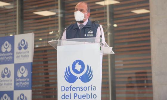 Colombia no puede acostumbrarse al asesinato de líderes: Defensoría