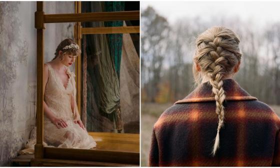 "Taylor Swift anuncia otro disco sorpresa, 'Evermore', ""hermana de Folklore"""