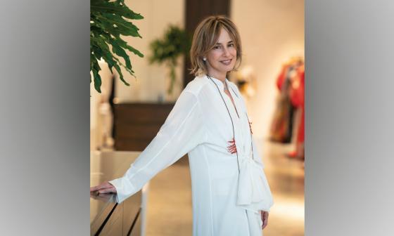 Silvia Tcherassi: moda de lujo hecha en Barranquilla