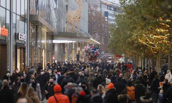 """Alemania vuelve al """"confinamiento duro"""" incapaz de atajar la pandemia"""