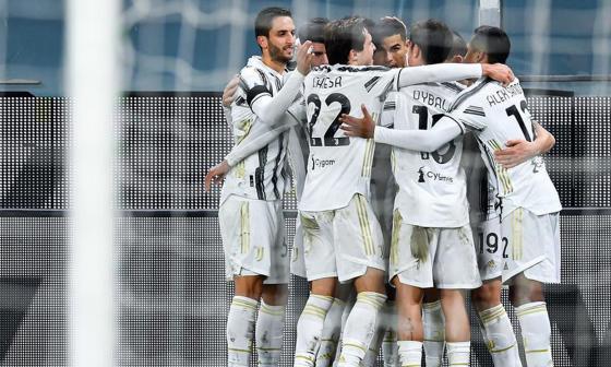 Dybala y Cristiano sacan de apuros a la Juventus
