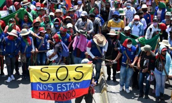 Masacres y asesinatos: radiografía del otro virus en Colombia