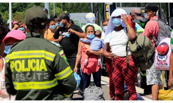Colombia necesita USD641 millones para los migrantes