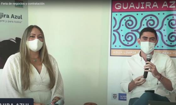 En 2021 se invertirán $46 mil millones en soluciones de agua para La Guajira