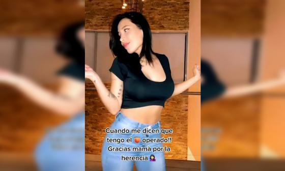 Luisa Fernanda W se baila las críticas
