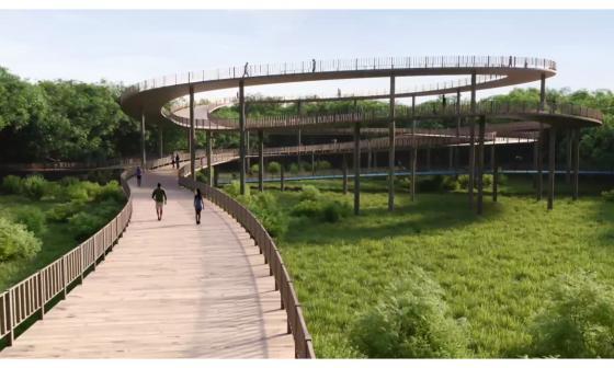 """Proyecto de Mallorquín será un gran atractivo para Barranquilla"""