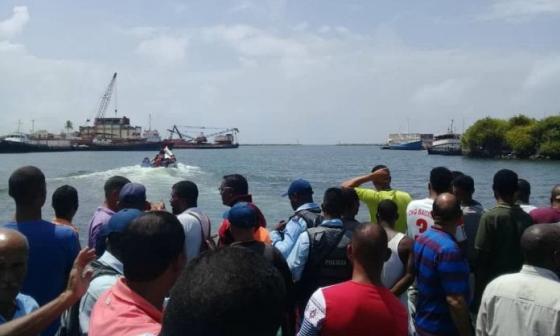 Ya son 28 los venezolanos fallecidos por naufragio en el Caribe