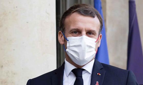 Presidente de Francia, Emmanuel Macron, da positivo por coronavirus