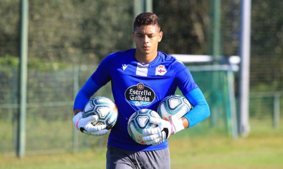 Lucho García aseguró que siente el apoyo de su equipo.