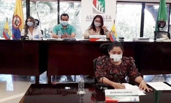 Mayorías en la Asamblea de Sucre dicen sí a la modernización de la salud